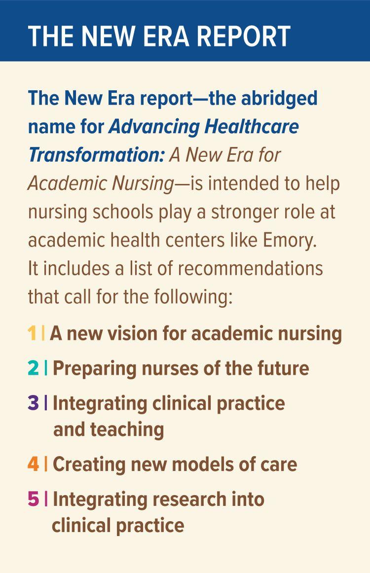 nursing vision for the future