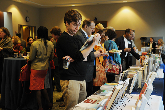 Feast of Words toasts Emory's diverse faculty authors