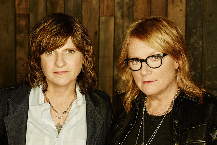 Emory alumnae Amy Ray 86C and Emily Saliers 85C return to their alma mater to headline Saturday's Homecoming concert.
