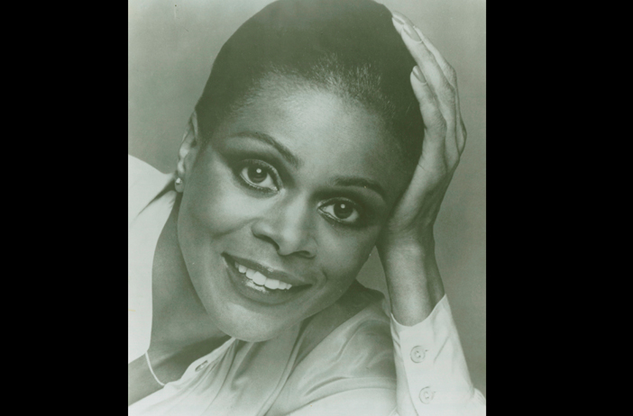 Cicely Tyson also got her start as a Grace del Marco model. Credit: Ophelia DeVore papers, MARBL, Emory University.