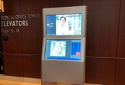 Emory University Hospital Midtown pilots new wayfinding system