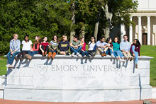 Emory's Class of 2023: Ready to shape the future