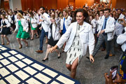 Mapped: The future of the School of Medicine's Class of 2019