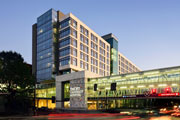 Emory University Hospital Tower awarded LEED Silver certification for healthy, green building design