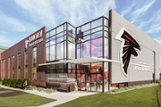 Emory Healthcare, Atlanta Falcons break ground on orthopaedics clinic and sports performance and research center