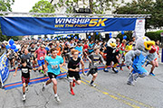 Winship 5K raises over $767,000 for cancer research