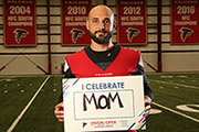 Winship Cancer Institute teams up with the Atlanta Falcons