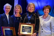 Emory School of Nursing and Emory Healthcare receive the prestigious Academic-Practice Partnership Award from the American Association of Colleges of Nursing