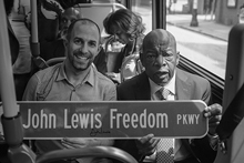 Emory alum makes 'Good Trouble' with new John Lewis documentary