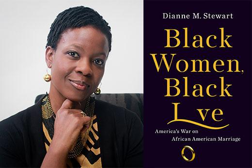 Stewart's new book 'Black Women, Black Love' examines African American  marriage   Emory University   Atlanta, GA