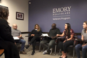 Emory Healthcare Veterans Program celebrates five years, expands services to 13 states