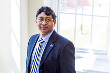 Get to know Emory's next provost