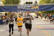 Virtual, in-person options for Winship Win the Fight 5K