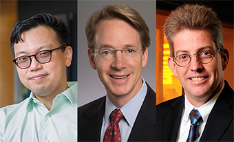 Wilbur Lam, Greg Martin, and Oliver Brand